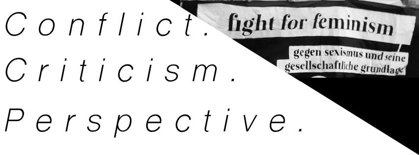 conflictctiricsm